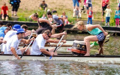 Jak uřídit dračí loď aneb týmová spolupráce v praxi